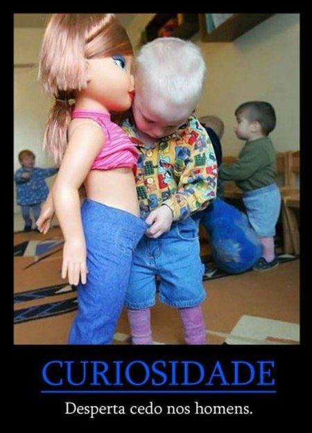 Desmotivacionais, Humor, Crianças, OGatoNinja.blogspot.com