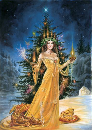 The witchs blog yule celebrations around christmas a common heard blessing is yule time greetings yule is one of the eight pagan sabbats occurring in the northern hemisphere around 21st m4hsunfo