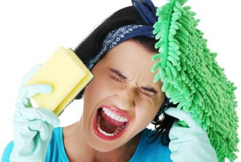 Kesalahan Yang Kerap Dilakukan Wanita Ketika Membersihkan Rumah