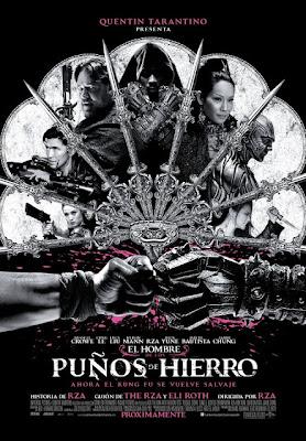 ver EL HOMBRE DE LOS PUÑOS DE HIERRO
