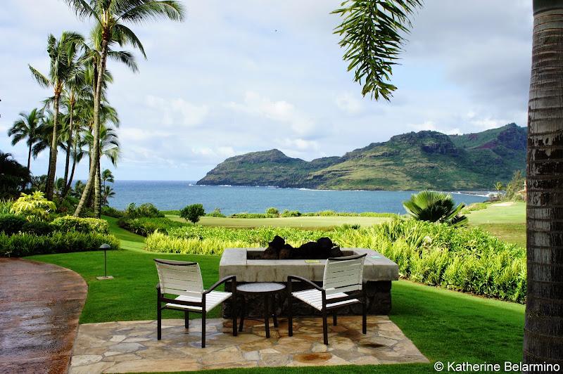 Marriott's Kauai Lagoons FirepiIts Hawaii