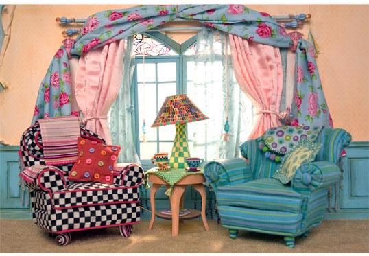 Домик своими руками и мебель