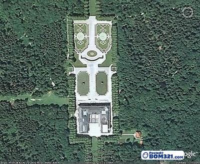 Simbol Menarik Dilihat Menerusi Google Maps