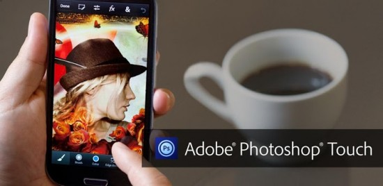 Adobe Photoshop Touch, adobe touch, photoshop touch