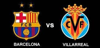 اهداف مباراة برشلونة و فياريال  3-1 ||الدورى الاسبانى || 11-2-2015