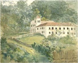 Mosteiro de São Bento, Santos SP