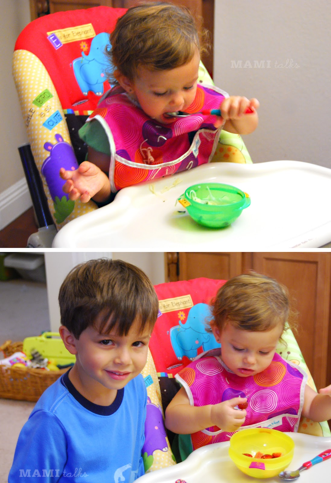 A Fisher Price Highchair Giveaway Mami Talks