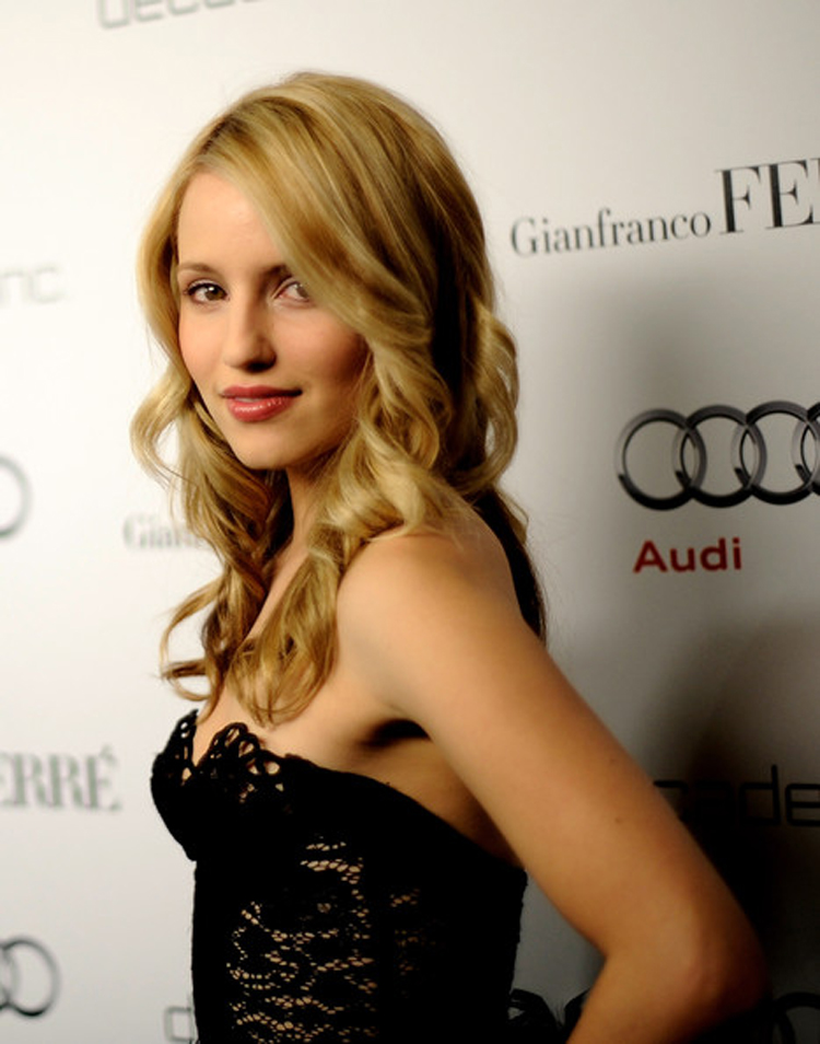 Fresh Look Celebrity Dianna Agron Hairstyles 40
