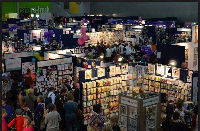 A qu huele el scrap ferias de scrapbooking 2015 - Feria de manualidades en barcelona ...