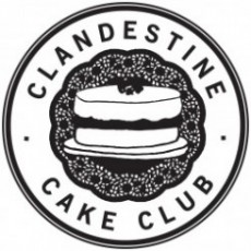 Clandestine Cake Club Bolton - Life on Mars