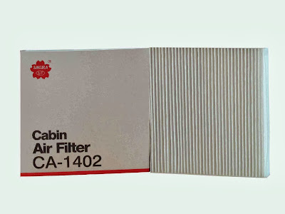 Cabin Air Filter - Filter AC Suzuki Swift, APV, Grand Max, Luxio, Ertiga, Sirion