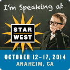 Star West, October 12-17