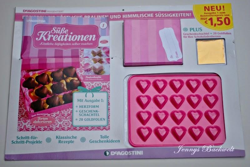 Rezepte Aus Zeitschriften jennys backwelt sammelserie süße kreationen