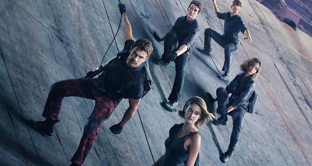 Veja Shailene Woodley e Theo James no trailer final de A Série Divergente: Convergente