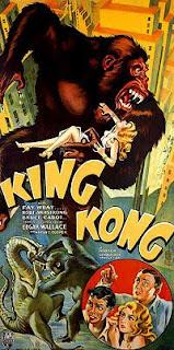 King Kong (1933) Poster