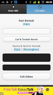 SMS Gratis Indonesia - Aplikasi SMS android