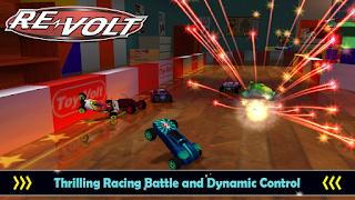 Mod Game RE-VOLT Klasik (Premium) - 3D v1.2.8 Apk