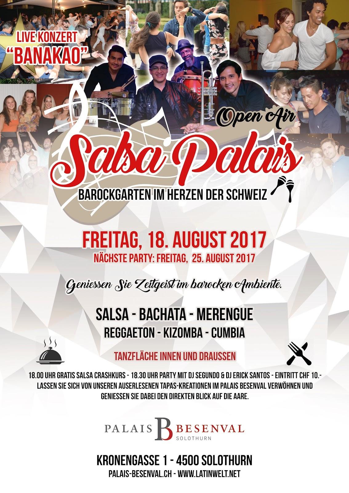 Salsa Palais Besenval