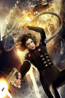 Virut Ma 5 - Resident Evil 5: Retribution
