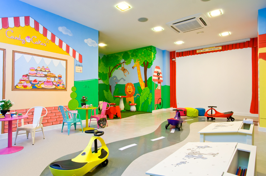 Decopared murales infantiles decorativos - Decoracion pared ninos ...
