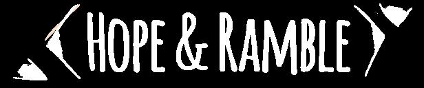 Hope and Ramble