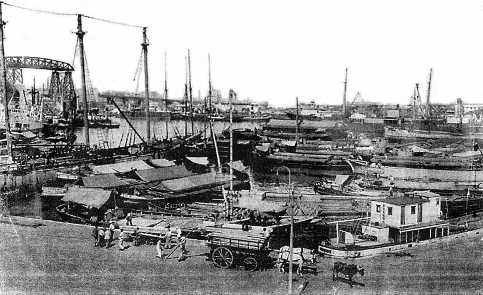 144u00b0 aniversario del barrio de La Boca. - u00bfAcaso La Boca empezu00f3 ...