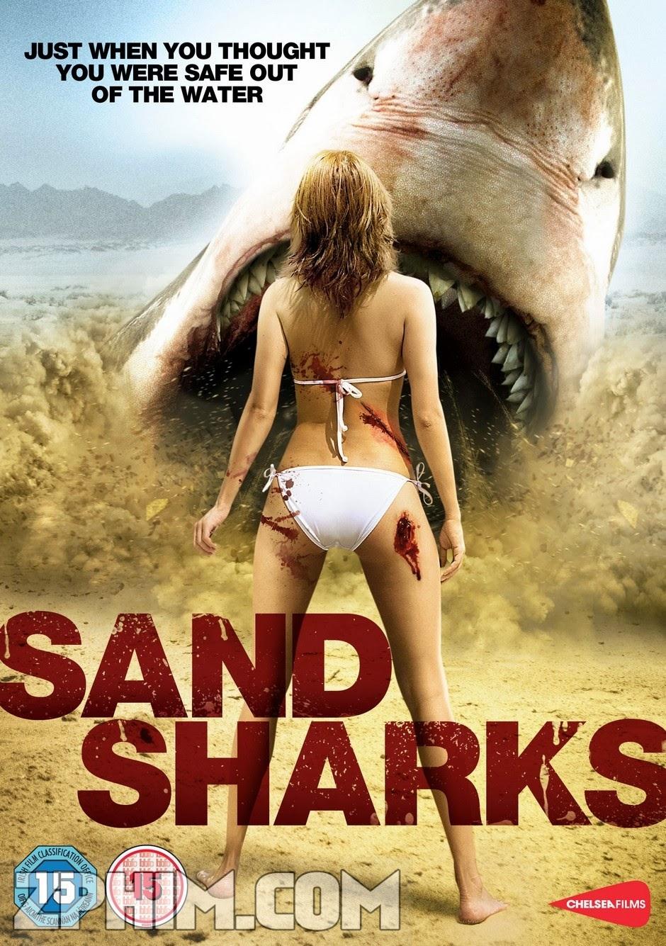 Cá Mập Cát - Sand Sharks (2011) Poster
