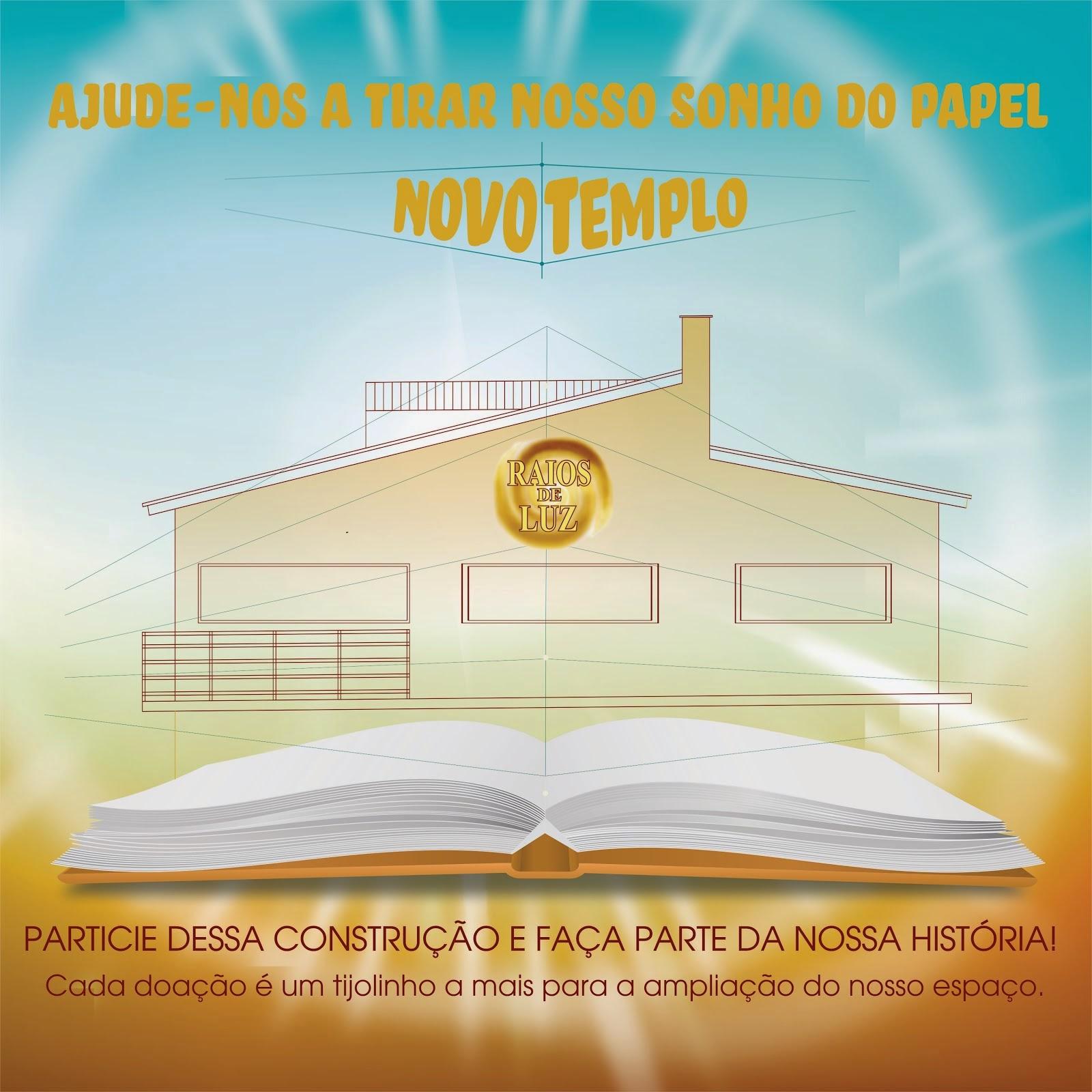 AJUDE-NOS A TIRAR NOSSO SONHO DO PAPEL