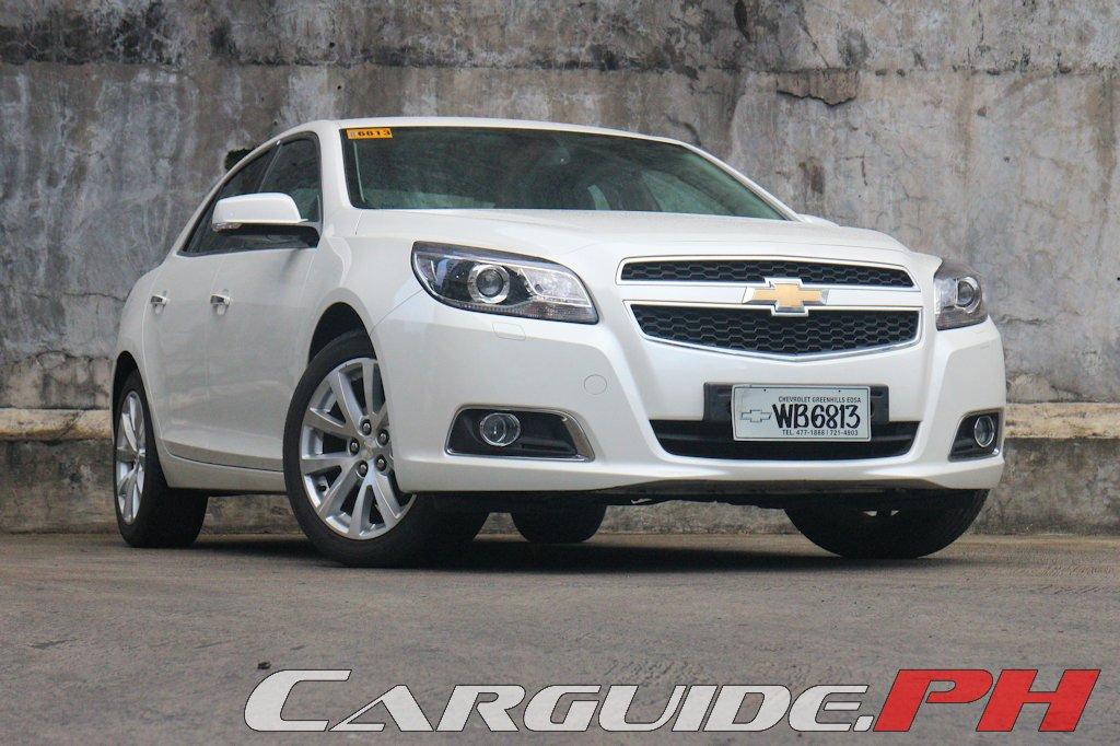 Review: 2015 Chevrolet Malibu LTZ