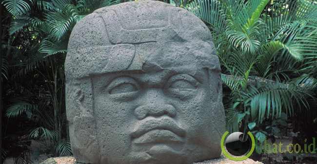Olmec Heads, Meksiko