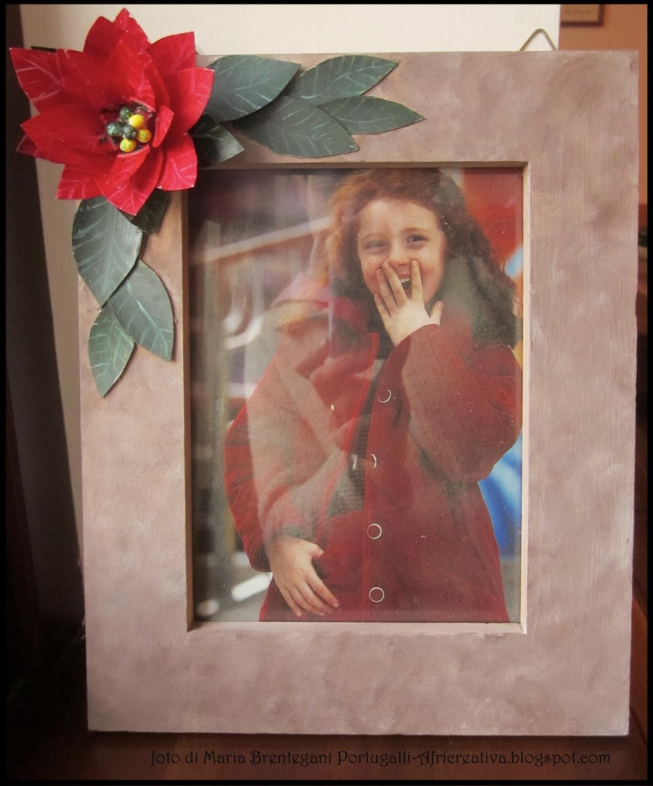 Portafoto da parete