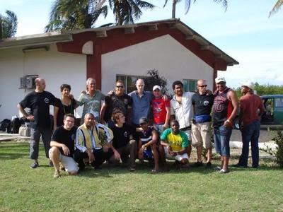 Voyage Mayarí Cuba