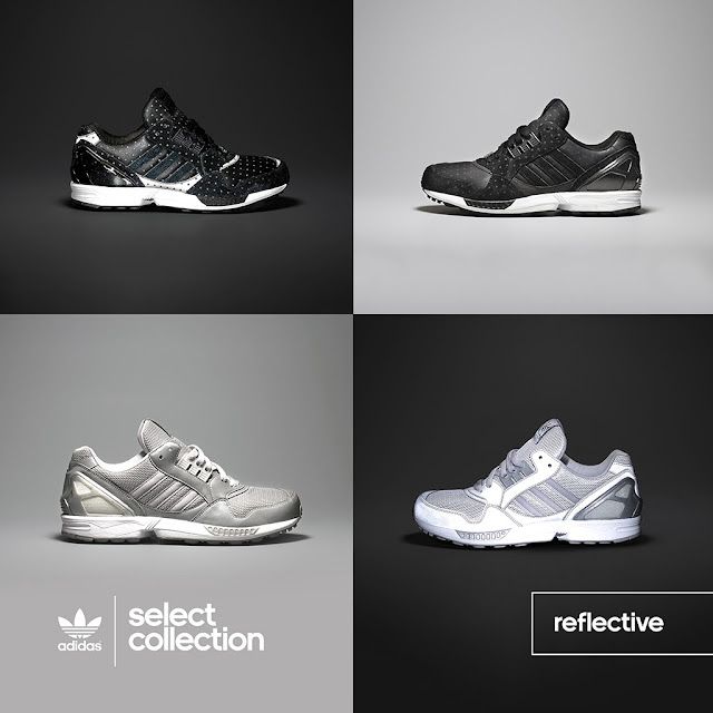 "Adidas Originals Select Collection ""Reflective Pack"""