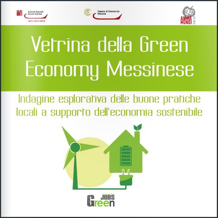 Ci siamo anche noi nella Vetrina Green Jobs Messina
