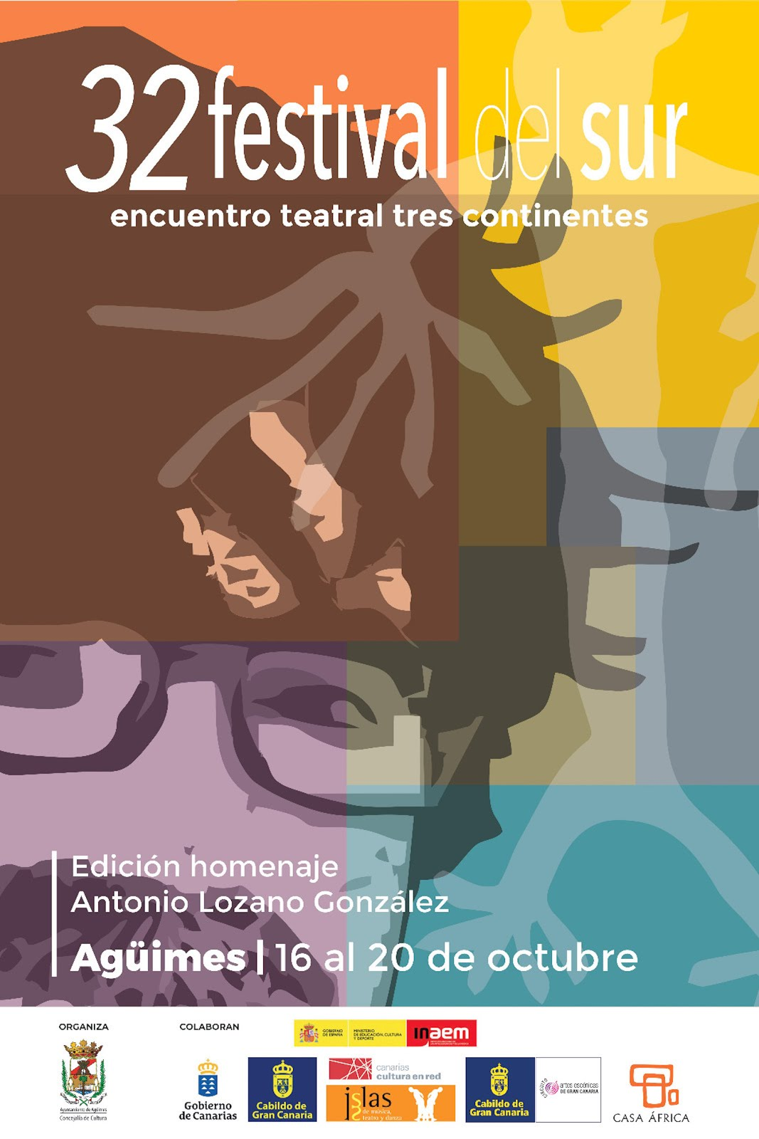 32 Festival del Sur - Encuentro Teatral Tres Continentes