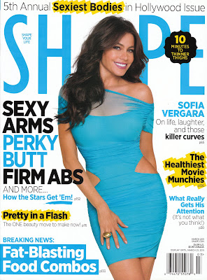 "Shape Magazine: Entertaining Expert from ""Women in Action"""