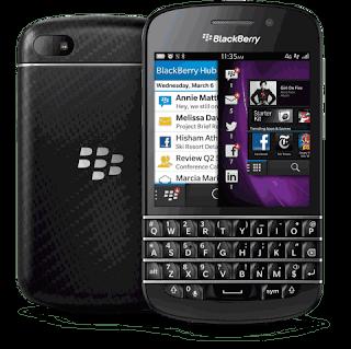 Daftar Harga Terbaru Blackberry Agustus 2013