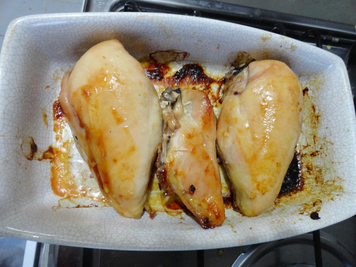 #73401C Receitas para a Dedéia: Frango Assado do Programa Cozinha Prática  1134x850 px Programa Cozinha Brasil Receitas_3936 Imagens