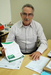 Carlos Tucunduva, secretário municipal de Administração de Teresópolis