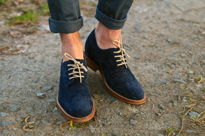 Guidomaggi Shoes Chaussures - blog mode homme mensfashion