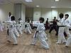la concentration et la discipline sont importante au taekwondo
