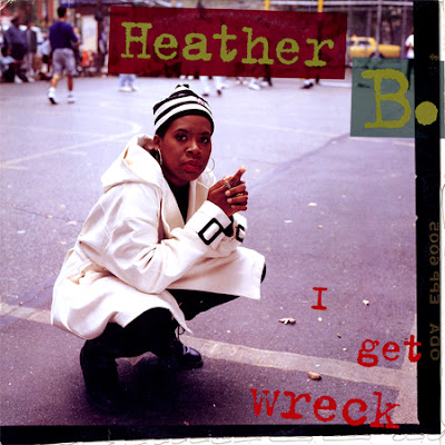 Heather B. – I Get Wreck (VLS) (1992) (320 kbps)