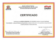 Certificações de Patchwork