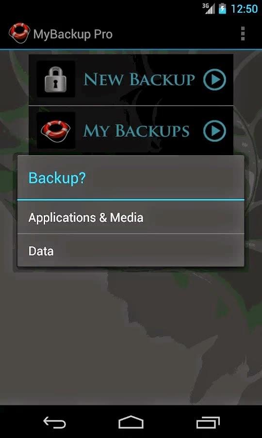 MyBackup Pro v4.4.2