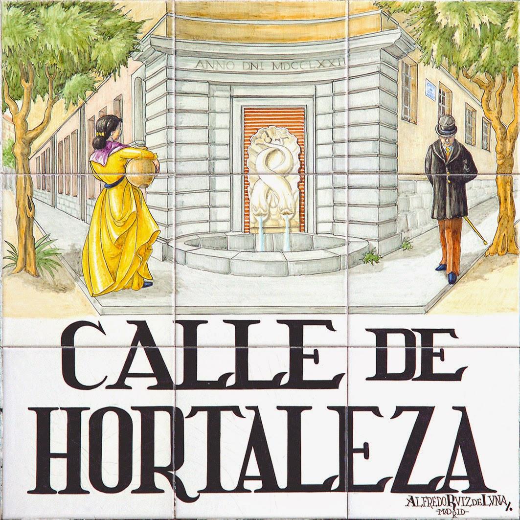 Calle de Hortaleza