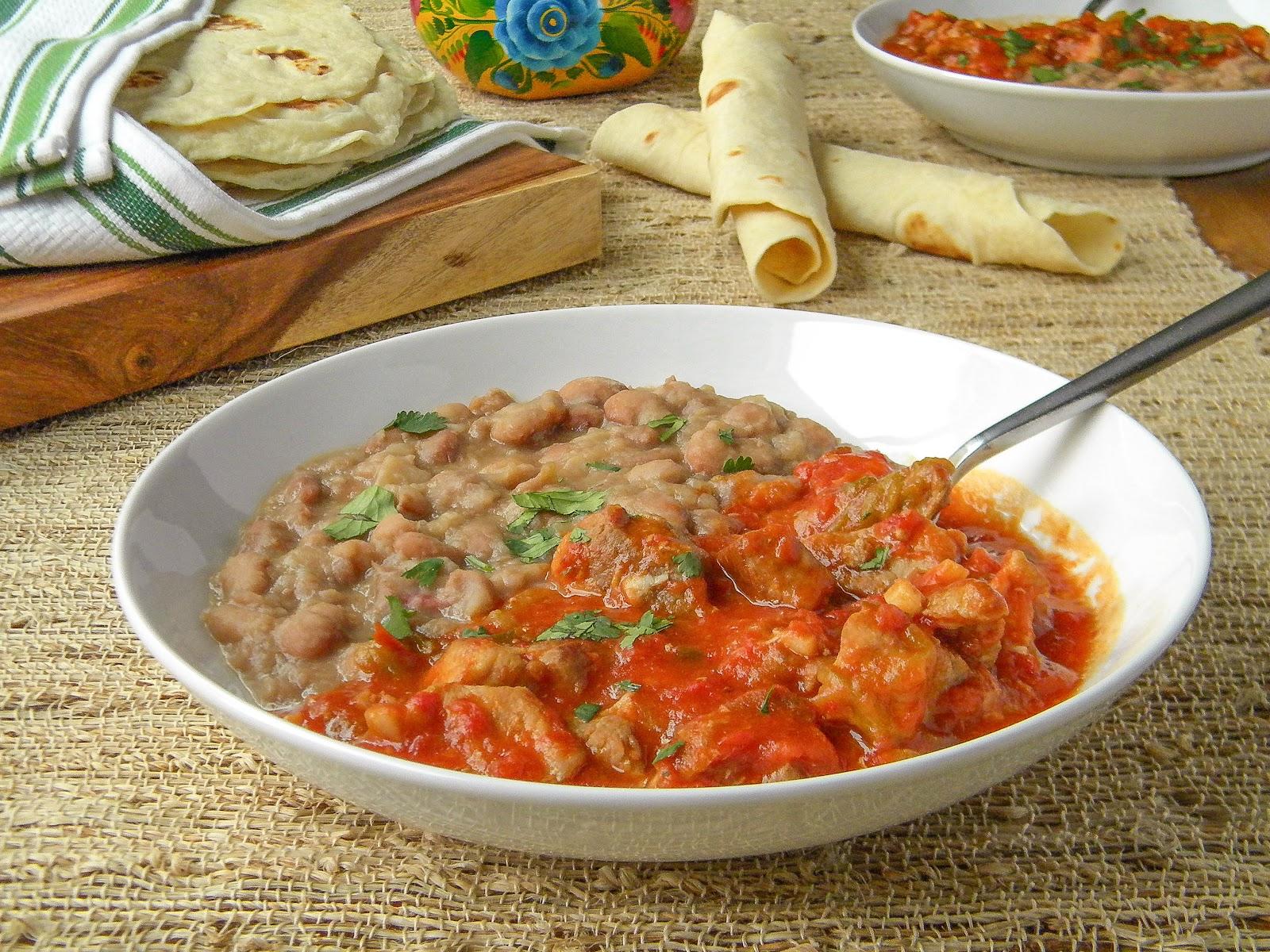 how to make pinto bean sauce