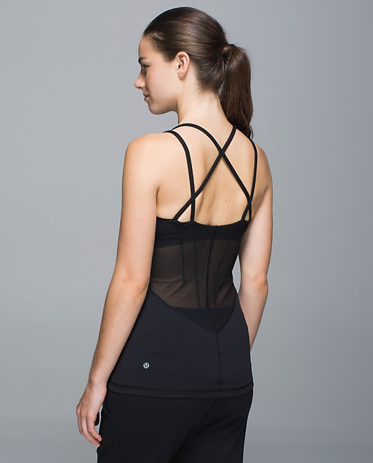 lululemon exquisite tank back