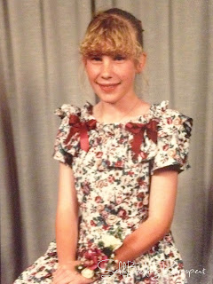 Grade 8 Graduation - SelfBinding Retrospect by Alanna Rusnak