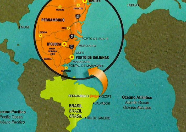Aeroporto Porto De Galinhas : Porto de galinhas dicas viagem fourtrip