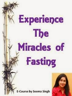 E-Course - Experience the miracles of Fasting